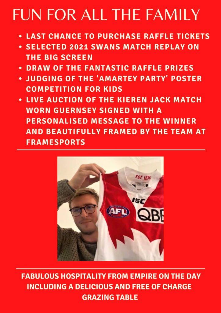 Join Joshua Raffle Draw 10