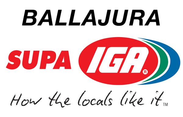 Ballajura IGA Logo