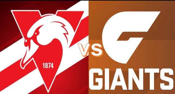 2nd Elimination - Sydney VS Giants 7