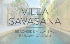 Villa Savasana Logo