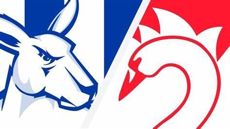 Round 3 North Melbourne & Swans 7