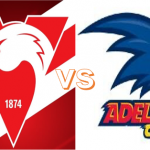 Round 2: Saturday 27 March - Swans VS Crows 13