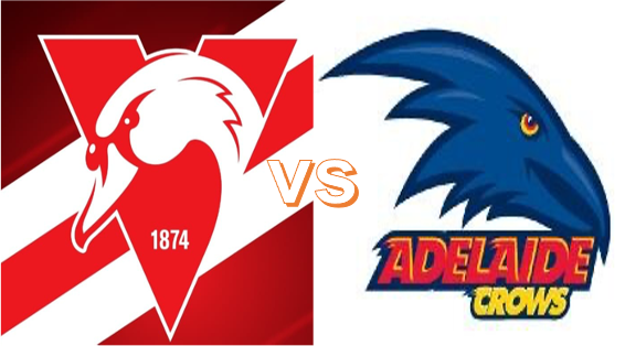 Round 2: Saturday 27 March - Swans VS Crows 7