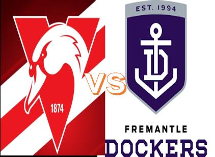 Round 19 - Sydney VS Fremantle 7