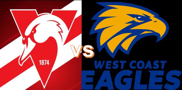 Round 16 - Sydney VS Eagles 7