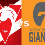 Round 5: Saturday April 17 - Swans VS Giants 29