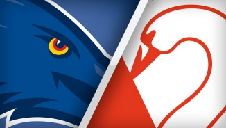 Round 1: Crows vs Swans - CANCELLED 7