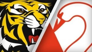 Round 6 - Richmond V Sydney, Sunday 12 July 5