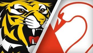 Round 6 - Richmond V Sydney, Sunday 12 July 7